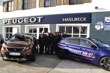 Autohaus Haslbeck - Team
