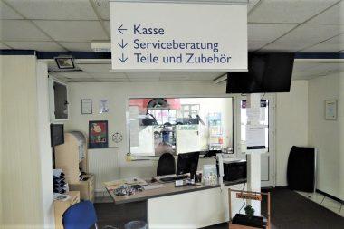 Autohaus Haslbeck - Büro