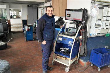 Autohaus Haslbeck - Werkstatt